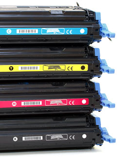 cmyk toner cartridges